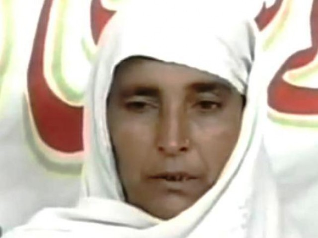 A middle-aged Shaheen bibi in Haripur was dragged from her house, assaulted, stripped naked and paraded through the streets of her village, with the blessing of a local jirga, after her son was accused of raping a woman.