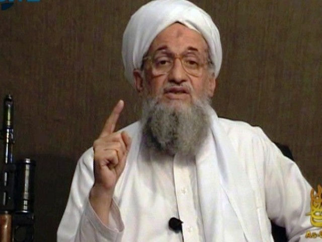 Aiman alZawahiri comes from a privileged family of doctors in Egypt. A qualified physician, he was to acquire a PhD in surgery from a Pakistani medical university while living in Peshawar. PHOTO: AFP