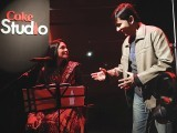 Sajjad Ali and Sanam Marvi-PHOTO: KOHI MARRI