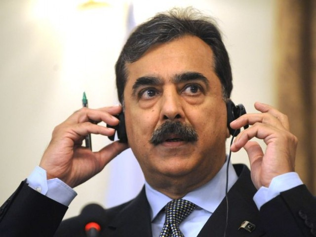 Prime Minister Gilani expresses concern over militant activity in Pakistan-Afghanistan border areas of Dir, Mohammand, Bajaur and Kunar. PHOTO: FILE/AFP
