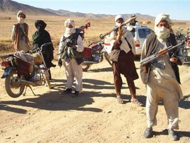 Afghan Taliban deny they host, assist or work with Pakistani counterparts. PHOTO: REUTERS/FILE