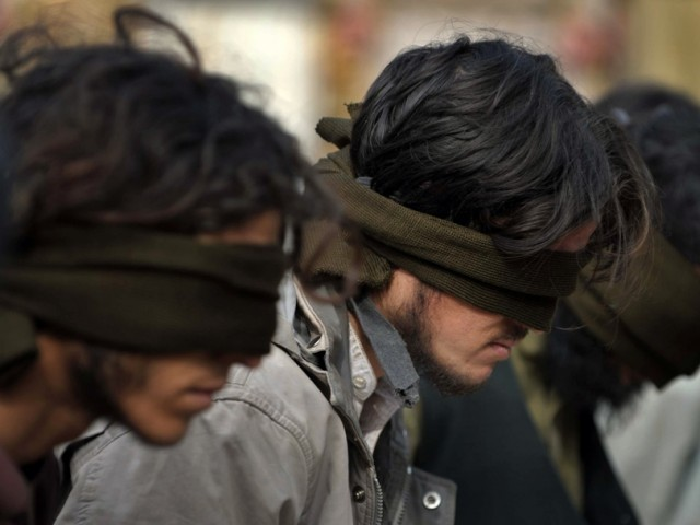 Kayani has ordered to try capturing young terrorists rather than killing them. PHOTO: AFP/ FILE