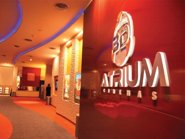 Spurred by their success, Atrium aims to open two more cinemas in the city. PHOTO: NEFER SEHGAL