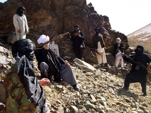 Taliban spokesperson rubbished the claims of outside help for their 'jihad'.   It's a purely indigenous struggle, and that they are not getting any help from any country. PHOTO: AFP/FILE