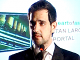 Shahbaz Taseer, son of former governor Salmaan Taseer. PHOTO: TMN/FILE