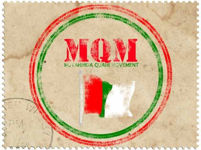 According to the MQM, elements who oppose the party have been stooping to such tactics to defame the party.