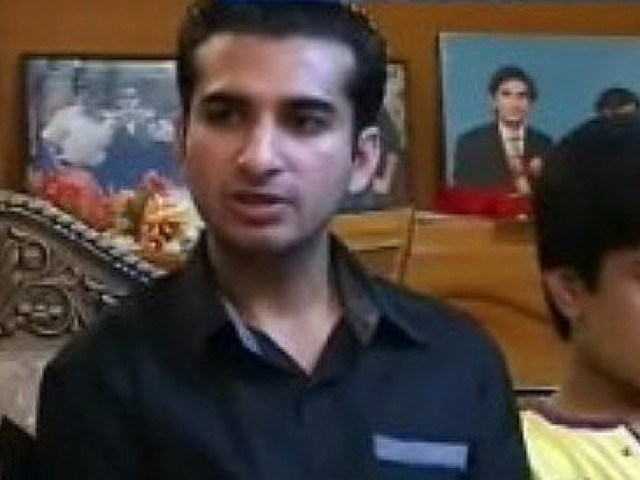 A screenshot of Syed Zohaib Asad.