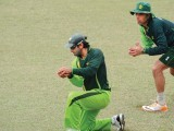 Pakistan's mixture of youth and experience will have to perform well to beat a resurgent Zimbabwe team that beat Bangladesh on their Test comeback after six years. PHOTO: FILE AFP