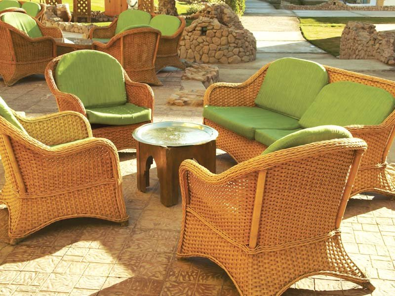 Garden Furniture In Pakistan outdoor furniture: connecting with nature - the express tribune