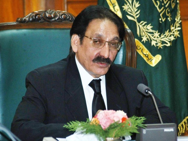The Chief Justice said that no such summary was needed and a notification regarding PCO Judges should be issued today. PHOTO: ONLINE/FILE
