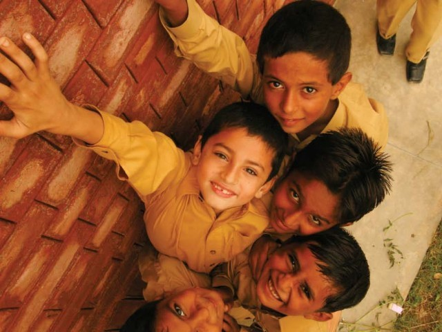 Despite hurdles, civic educational initiatives are changing lives of underprivileged students. PHOTO: THE CITIZEN'S FOUNDATION