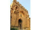 Sohail gate is one of the finest examples of masonry work from the time of Sher Shah Suri.
