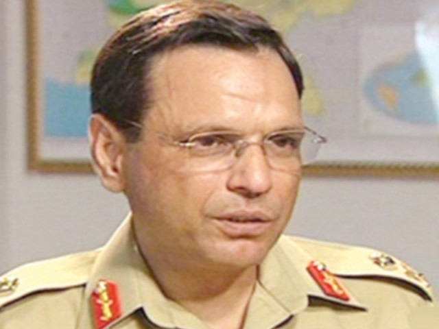 """ If someone is blaming us [as] the only country maintaining contacts with the Haqqanis, there are others, too,"" Military spokesperson Maj Gen Athar Abbas."