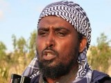 Al Shabaab's spokesman Sheikh Ali Mohamud Rage speaks to journalists in reaction to a massive blast in the Somali capital Mogadishu October 4, 2011. PHOTO: REUTERS