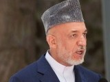 Afghan President Hamid Karzai, in an interview broadcast on the 10th anniversary of the beginning of the US military campaign, said his government and its foreign backers had failed to provide ordinary Afghans with security. PHOTO: AFP/FILE