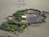 Floods triggered by prolonged monsoon rains have destroyed vast lands. Earthquakes have also become an annual feature. PHOTO: FILE