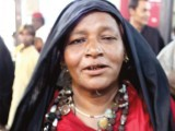 Lal Pari claims that the Qalandar called out to her and made her move to Sehwan all the way from Bihar.
