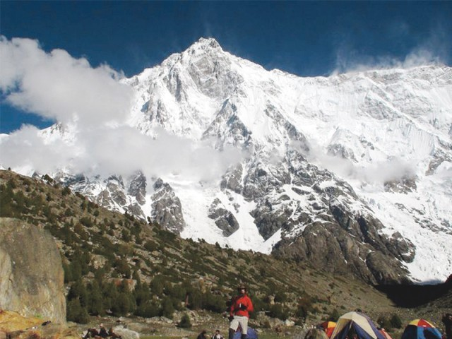 INADEQUACY: 2 is the number of stations set up to monitor the rate at which the glaciers are melting in the Himalayas.