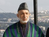 "Afghan President Hamid Karzai warned that there would be no hope for peace in his war-ravaged nation without help from its neighbours to combat ""terror groups"". PHOTO: REUTERS/FILE"