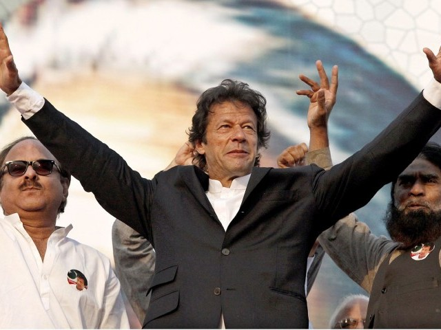291120 imrankhanPTI 1321161252 664 640x480 PML N Warns Pakistan Army, ISI to Stop Supporting Imran Khans PTI