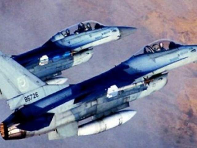 Pakistani F-16's conducted 500 sorties with the DB-110 reconnaissance pods over FATA.