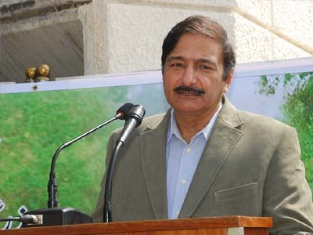 Counsel for the former president of ZTBL, submitted that Zaka Ashraf has left the charge as ZTBL president, adding that the intra-court appeal was pending in the IHC. PHOTO: COURTESY ZTBL
