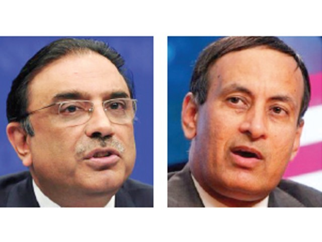 President Asif Ali Zardari has summoned a crucial meeting of his close associates, commonly known as core committee, today (Friday). In this meeting, it is expected that Ambassador Haqqani's fate will be decided.