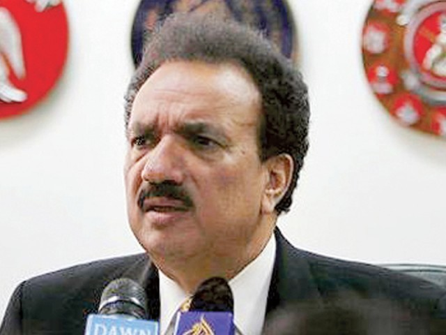 """It was Shaheed Benazir Bhutto who introduced Mr Raisani to me and we acknowledge his services for the party and the province,"" says Rehman Malik."