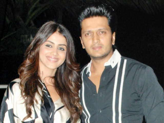 Ritesh Deshmukh and Genelia D'souza will be getting married next year. PHOTO:FILE