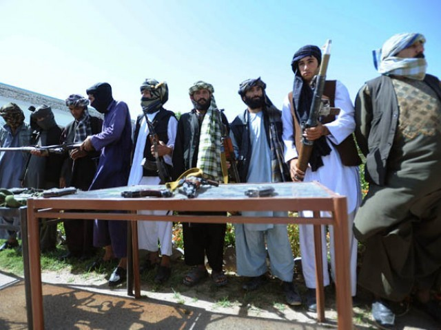 TTP shura has spelt out conditions for a peace agreement with the government. PHOTO: AFP/FILE