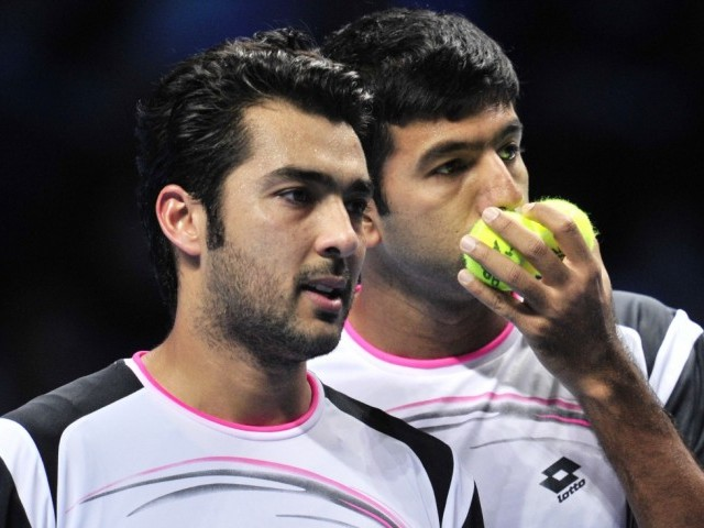 Bopanna tells Indian Express newspaper on Monday that he will team up with veteran compatriot Mahesh Bhupathi in 2012. PHOTO: AFP/FILE