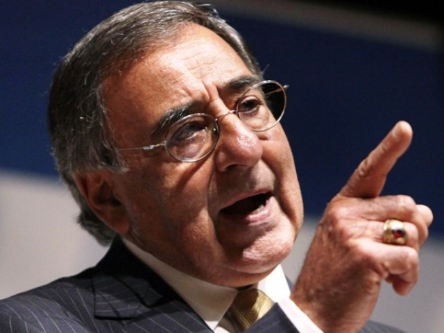 Panetta says important to make sure Pakistan their border, US support would continue for Afghanistan after 2014. PHOTO: REUTERS/FILE