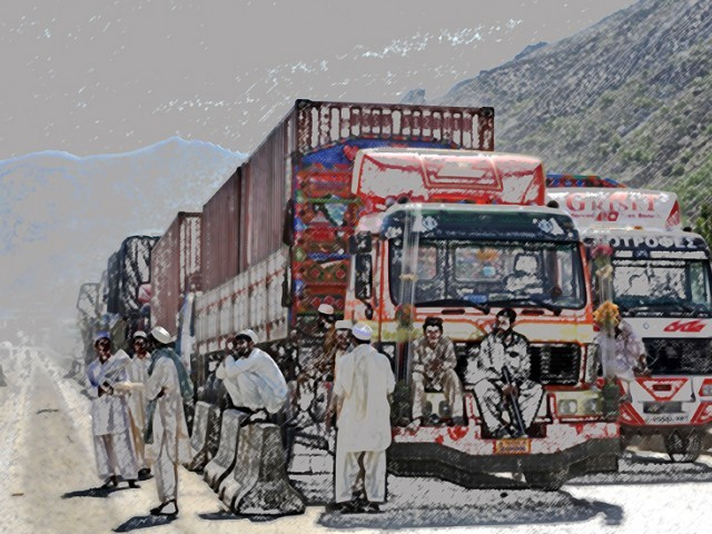 Pakistan bans export of fuel to Afghanistan, scraps controversial sugar tender. PHOTO: AFP/ FILE
