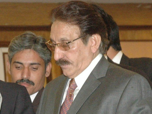 Adds Zardari can't avoid proceedings, Jehangir says proceedings fall under govt.PHOTO: PID/ FILE