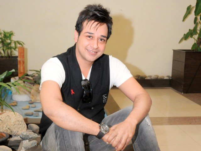 Faisal Qureshi says he believes in taking one project at a time. PHOTO: ASHRAF MEMON/EXPRESS