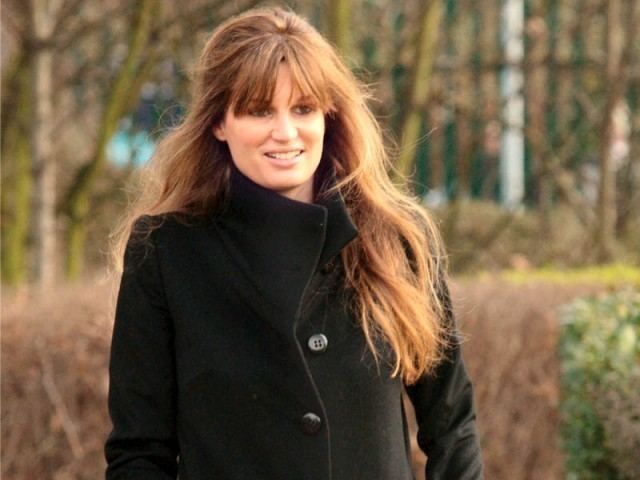 Jemima Khan believes that Pakistan Tehreek-e-Insaf can change the state of Pakistani politics. PHOTO: FILE