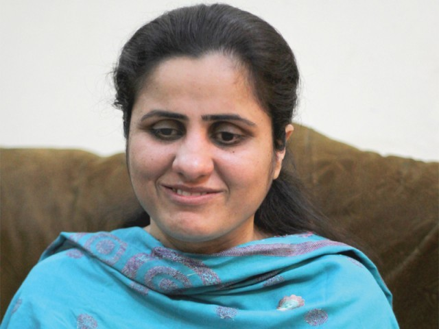 Aliya Rasheed Aliya Rasheed The good listener The Express Tribune
