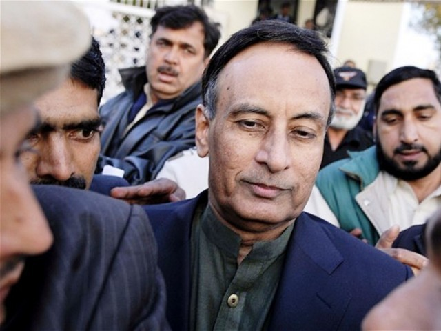 Haqqani resigned over the affair and the Supreme Court has stopped him from leaving Pakistan. PHOTO: AFP/FILE