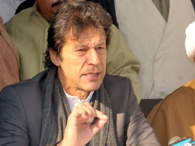 Taliban groups are doing a huge disservice to Islam by taking law in their own hands, says Khan. PHOTO: EXPRESS/FILE