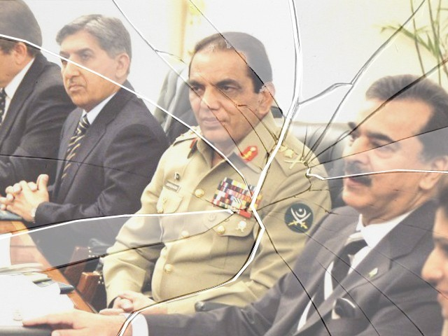 Kayani, Pasha were respondents in Memo scandal and did not go against Constitution by giving statements, says ISPR.