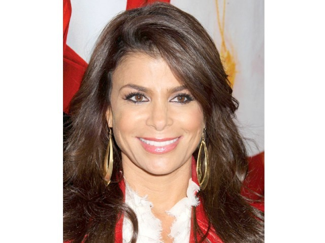Paula Abdul and many other celebrities are thanking God for everything they have achieved in their lives. PHOTO: FILE