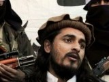 Hakimullah Mehsud was reportedly killed in a drone strike on Thursday. PHOTO: AFP