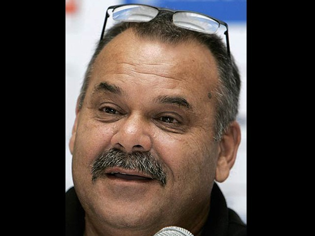 Dav Whatmore says it will be a challenge coaching a talented Pakistan side. PHOTO: CRICINFO