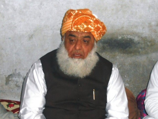 Insiders told The Express Tribune that Fazl is trying to convince the main opposition to agree with his proposal. PHOTO: EXPRESS/ FILE