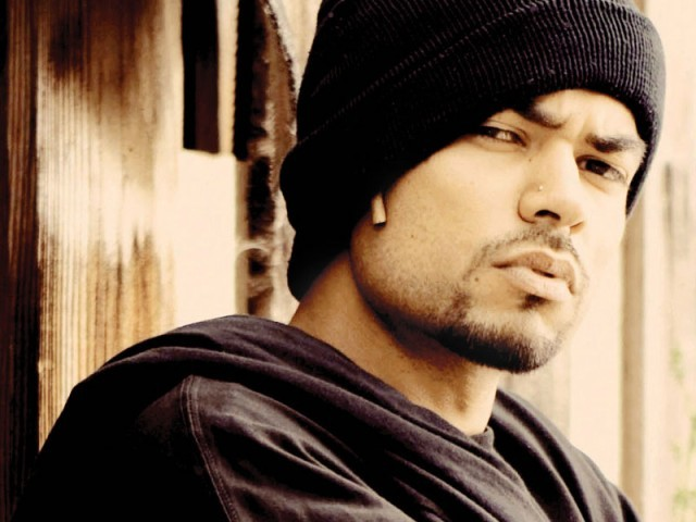 Bohemia: If proper rap music ever comes from Pakistan, people will love it. PHOTO:FILE