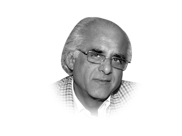 The writer is author, most recently of, The Apricot Road to Yarkand (Sang-e-Meel, 2011) and a member of the Royal Geographical Society  salman.rashid@tribune.com.pk