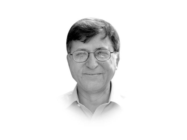 The writer currently teaches physics and political science at LUMS (Lahore). He taught at Quaid-i-Azam University for 36 years and was head of the physics department.