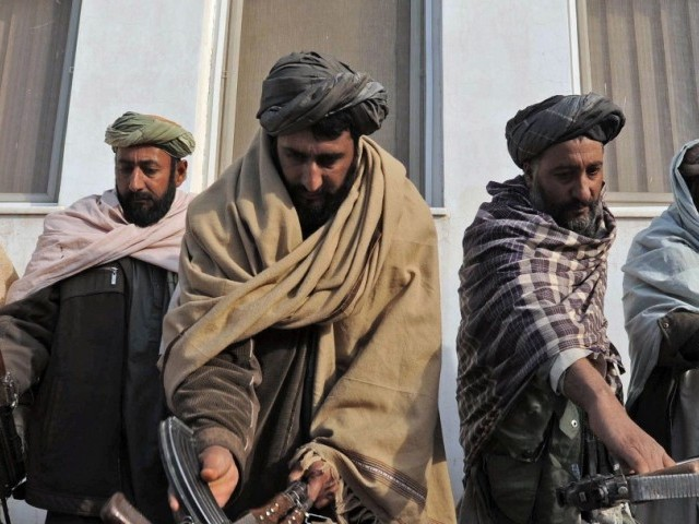 Report claims Pakistan manipulates Taliban. PHOTO: AFP/ FILE