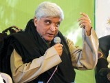 Javed Akhtar. PHOTO: AFP