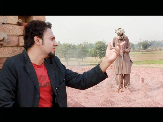 "Screenshot from ""Inqalab"""